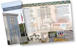 Octagon House Brochure