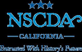 NSCDA California Logo
